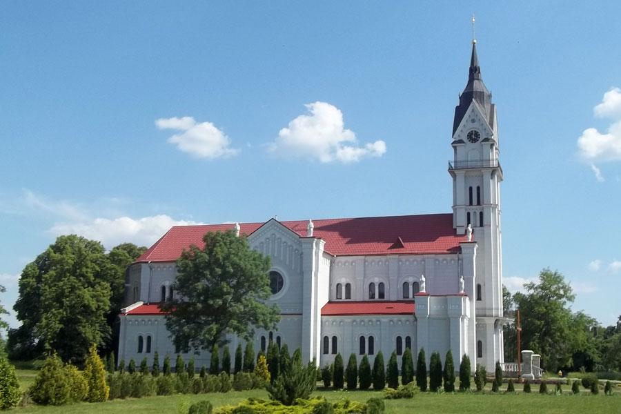 Монастир св. Герарда (смт. Гніздичів-Кохавина)